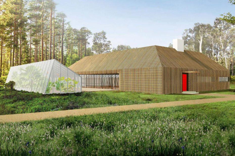 Rekonstrukce domu v Pardubicích