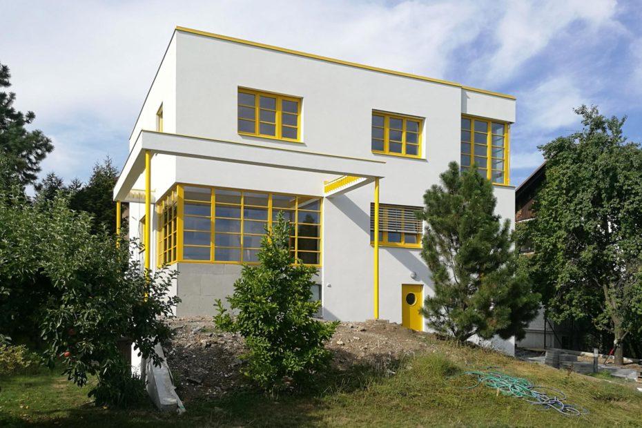 Rekonstrukce vily v Záběhlicích